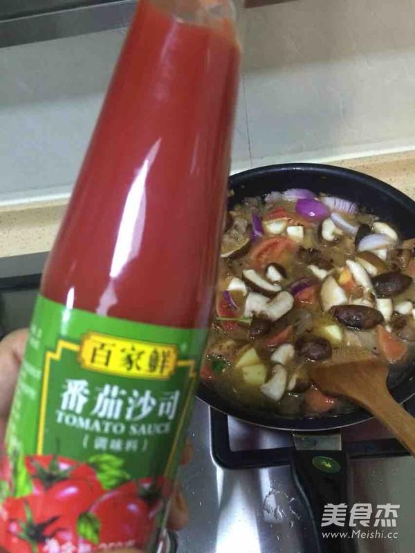 番茄烧牛腩怎样做