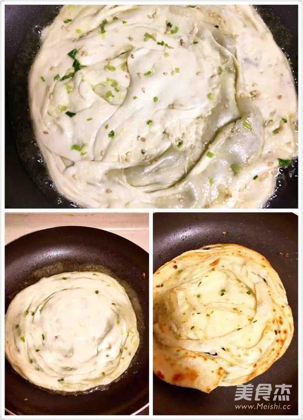 葱花饼的简单做法