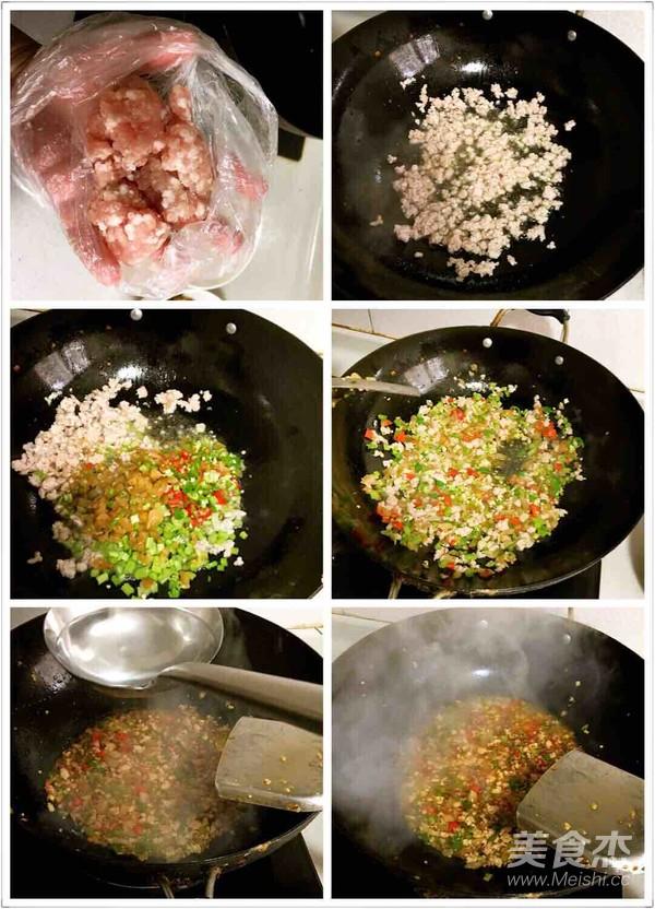 湖南米粉的简单做法