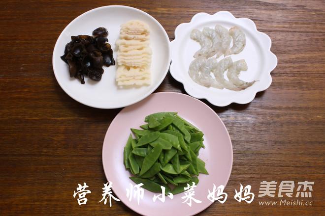 虾仁荷塘小炒  营养师小菜妈妈怎么吃