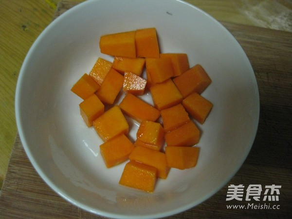 小米南瓜粥的做法图解