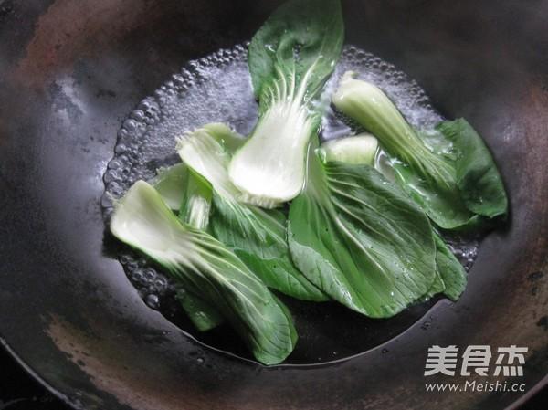 香菇油白菜怎么吃