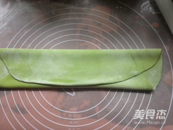 菠菜肉丝面怎么做