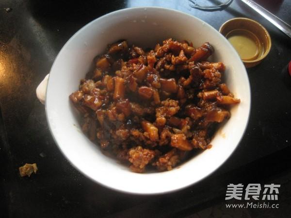 香菇肉酱面怎么煮