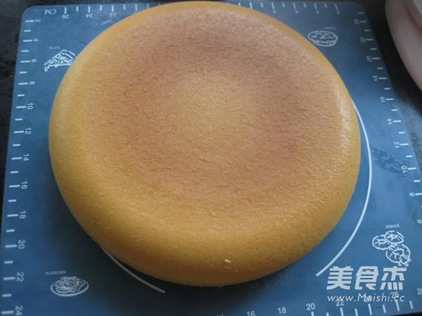 电饭煲版海绵蛋糕怎样做