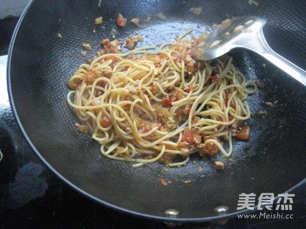 番茄肉酱意粉怎样做