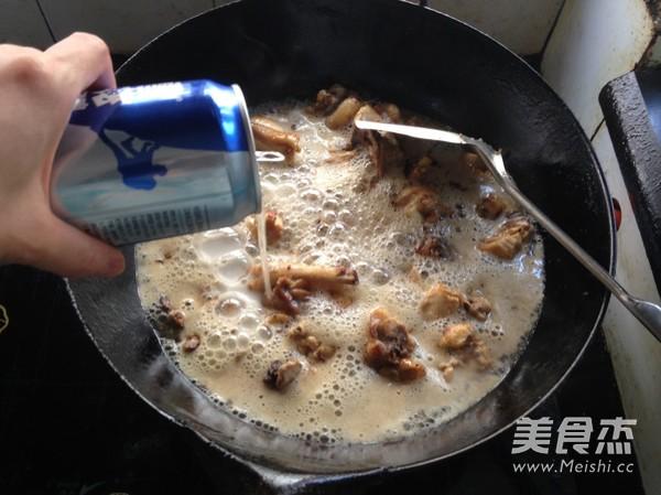 板栗烧鸡怎么煮