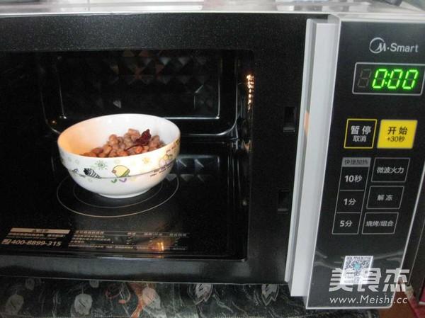 五香花生米怎么炒