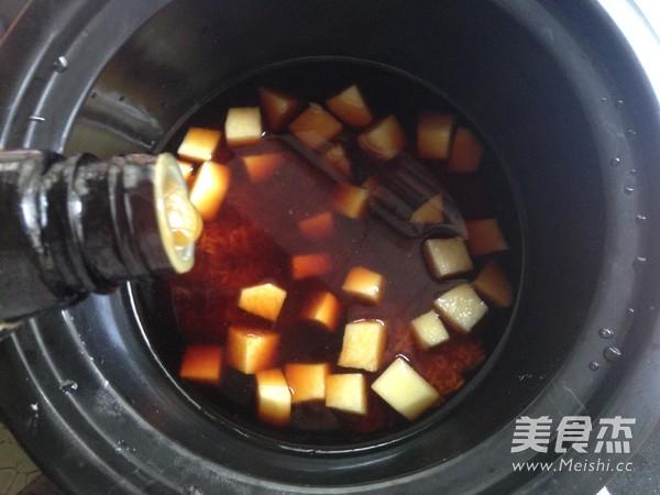 胡萝卜土豆酱油焖饭怎么做