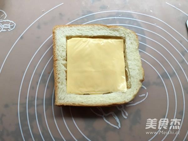 棉花糖香蕉烤吐司的简单做法