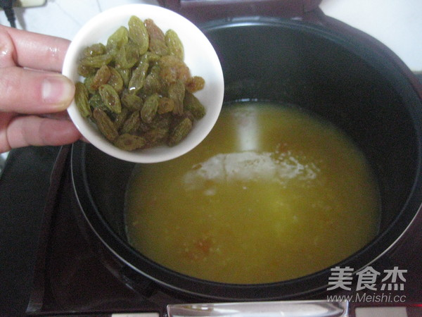 南瓜小米粥怎么做