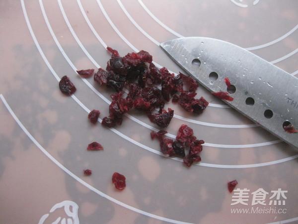 蔓越莓玫瑰花卷怎么煮