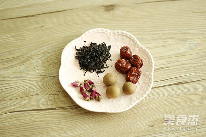 英式玫瑰奶茶的做法图解