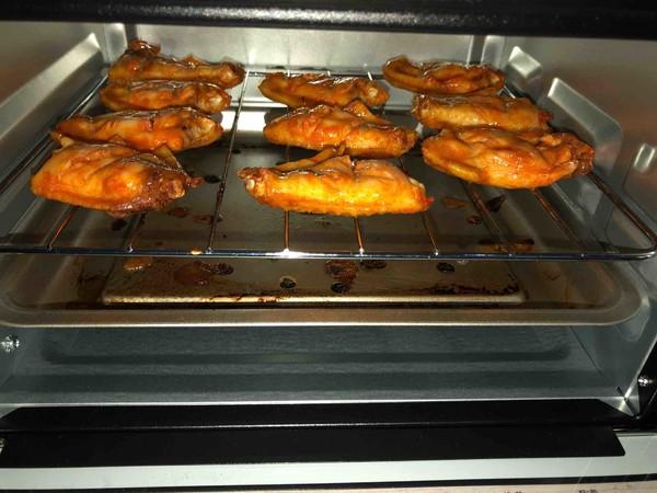 浓香烤鸡中翅(烤箱版)怎么煮