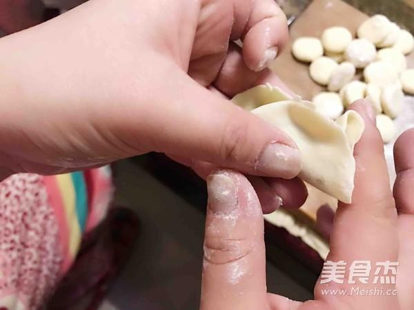 荠菜饺子怎么煮