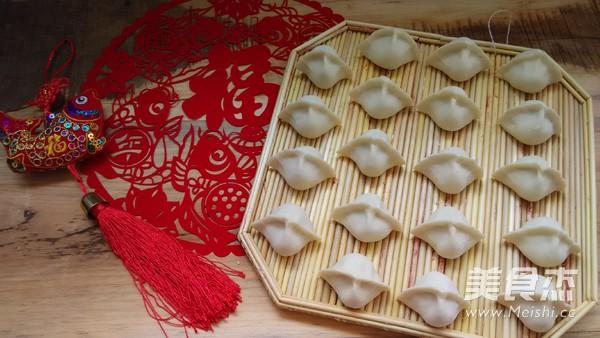 饺子的制作