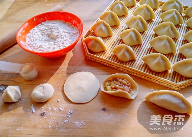 猪肉白菜饺子怎么吃