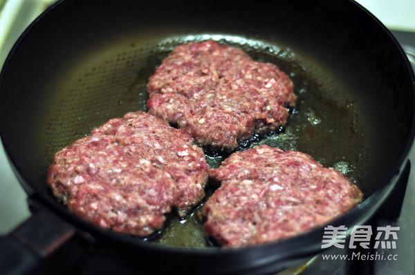 自制汉堡怎么煮