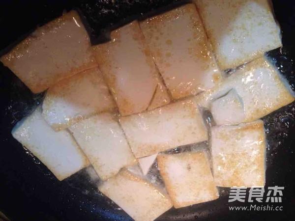 大葱家常豆腐怎么炒
