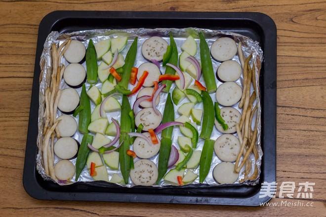 """【零油烟】20分钟搞定""""烧烤""""餐的家常做法"""