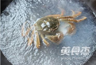 鲜美蟹粥的做法图解