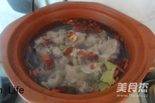 淮山煲羊肉怎么吃