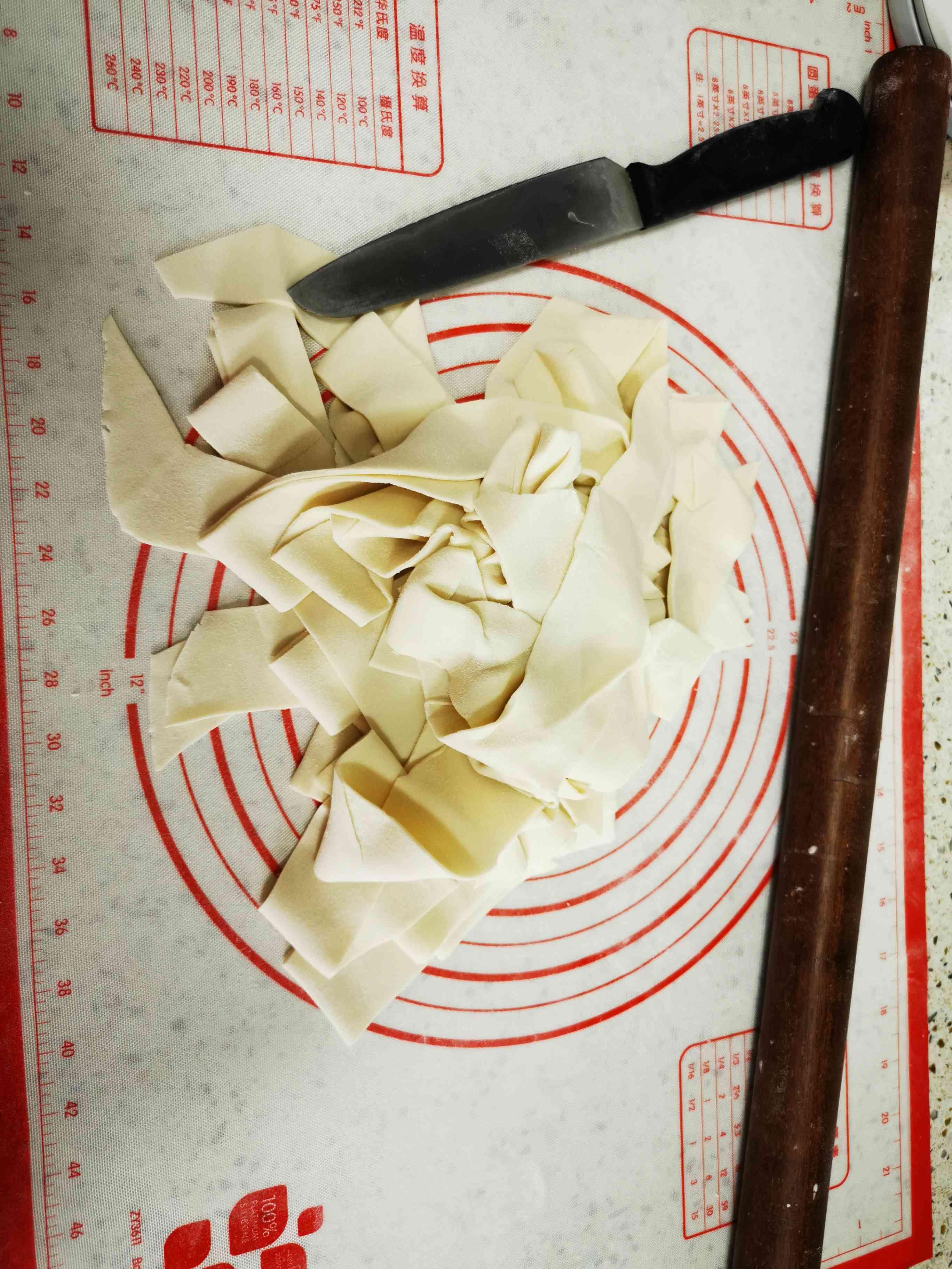 北方炝锅面条的做法大全