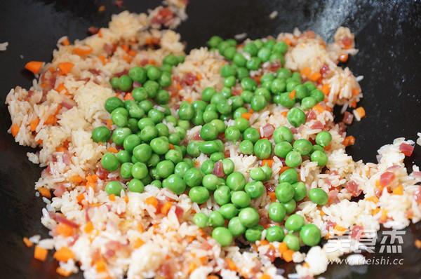 腊肠焗饭怎么做