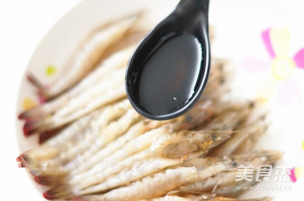 奶酪烤香草蒜虾的家常做法