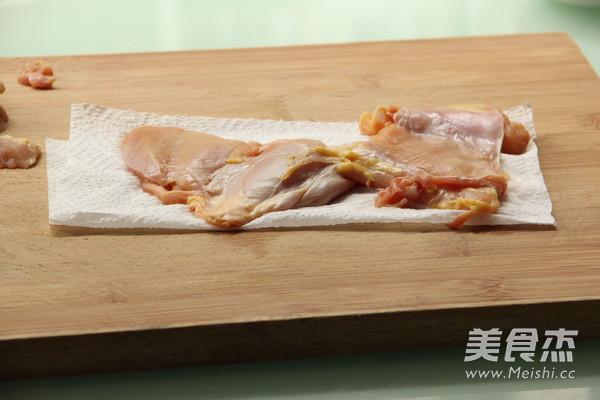 自制KFC的鸡米花的做法大全
