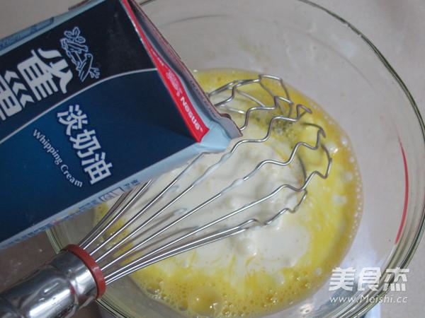 培根奶油浓汤包怎么做