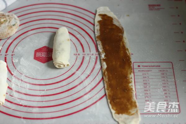 芝麻酱烧饼的简单做法