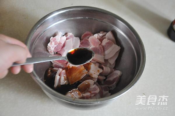 韩式烤五花肉的简单做法