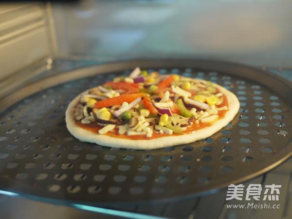 素批萨怎么煮