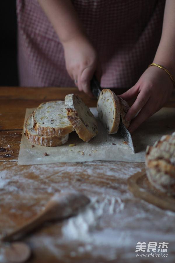 果仁面包怎么炒