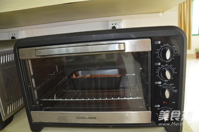 大理石蛋糕怎么煮