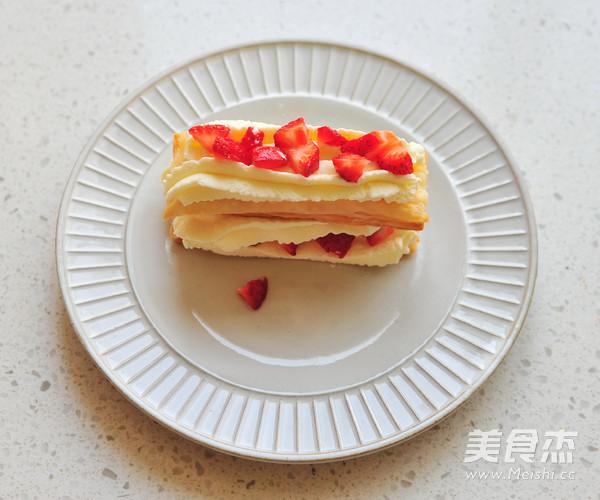 草莓拿破仑的简单做法