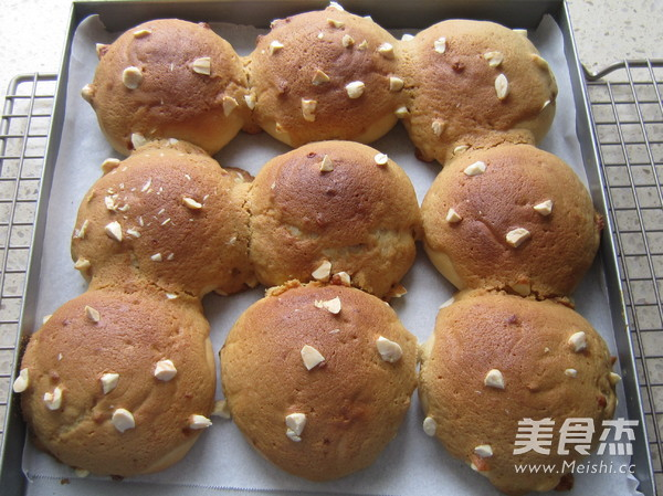 红糖姜汁面包怎样做
