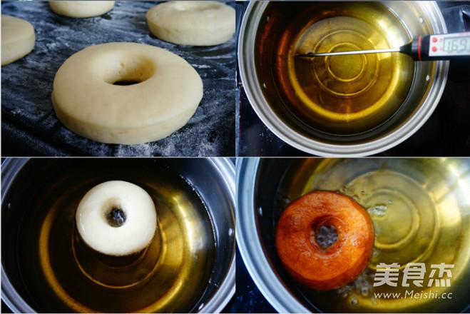 甜甜圈怎么煮