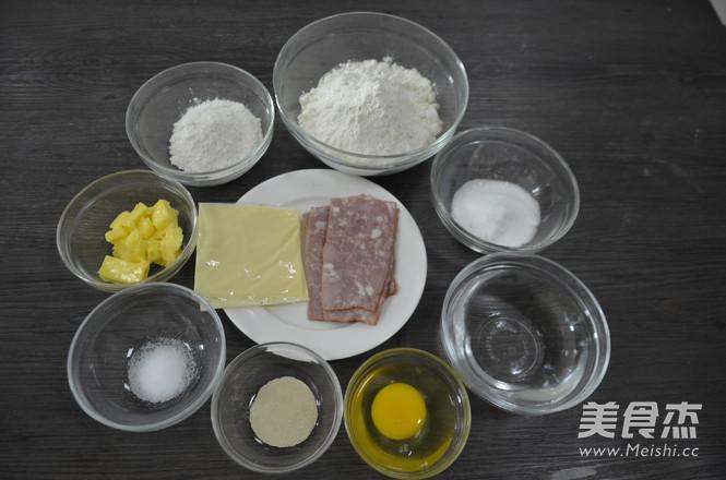 培根奶酪咸吐司的做法大全
