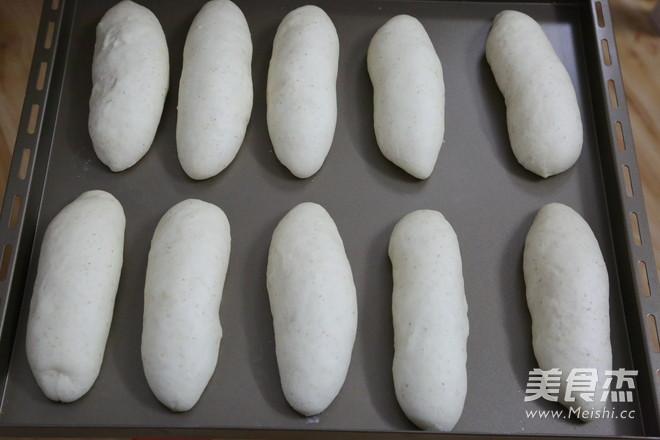 全麦面包-全麦汉堡怎么做