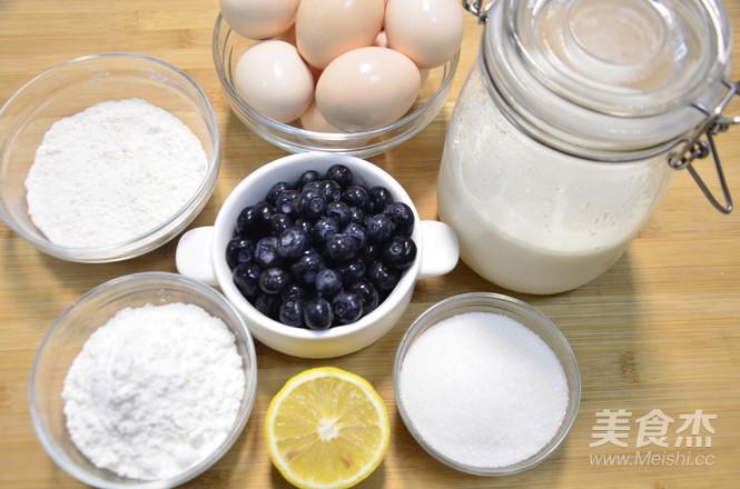 蓝莓酸奶蛋糕的做法大全