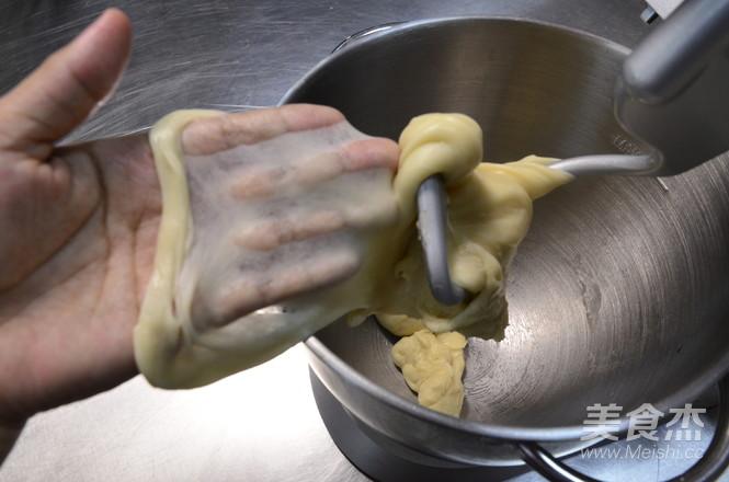 螺旋蛋黄酥的做法图解