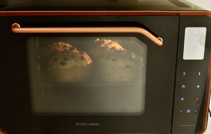 圣诞面包-潘妮托尼的制作方法