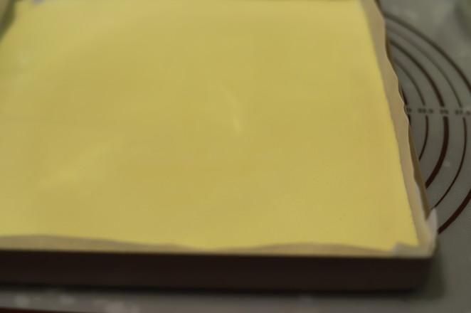 虎皮蛋糕卷的家常做法