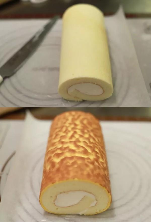 虎皮蛋糕卷怎样炒