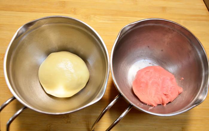 桃花酥的简单做法