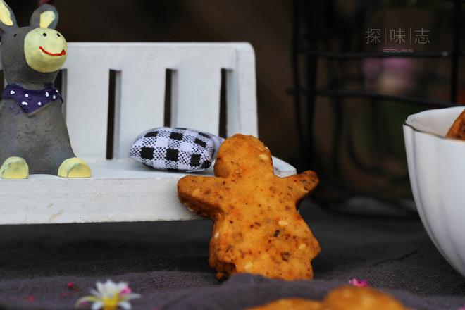 辣味饼干成品图