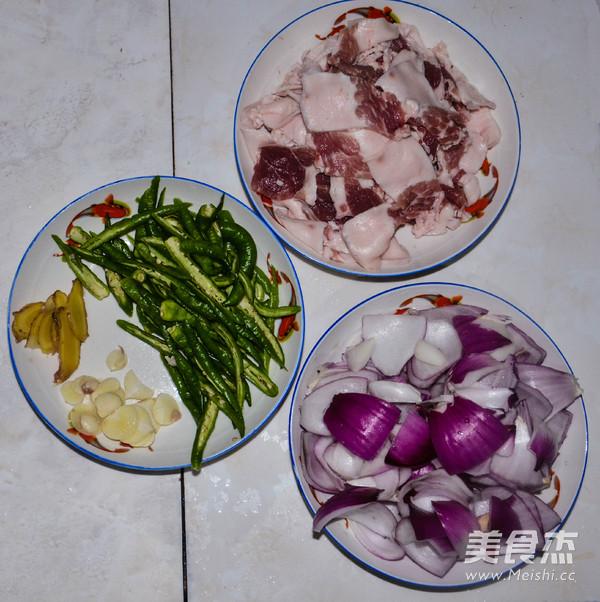 五花肉炒洋葱的做法大全