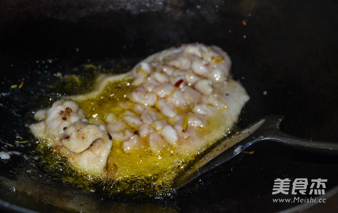 豉香青椒龙利鱼的做法图解